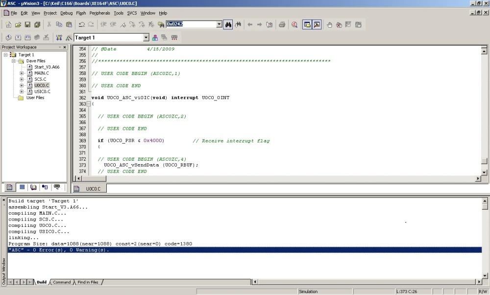 Progettazione Software e Firmware